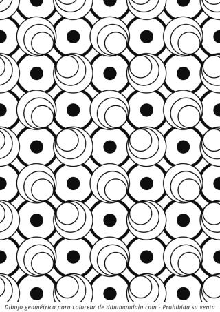 patrones geometricos para pintar