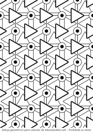 pattern geometrico